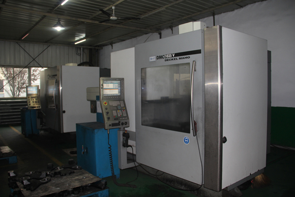 DMC1035v Vertical Machining Center