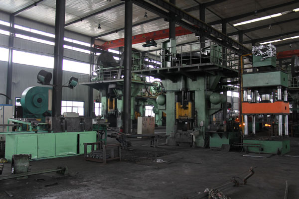 1000T Automatic Production Line 1014 060